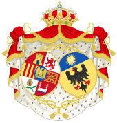 Coat of Arms of Julie Clary as Queen Consort of Spain.svg