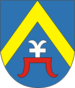 Coat of Arms of Lozna, Belarus.png