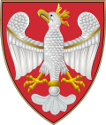 Coat of Arms of the Polish Crown.svg