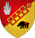 Coat of arms of Lorentzweiler