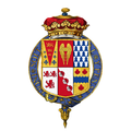 Coat of arms of Charles Seymour, 6th Duke of Somerset, KG.png