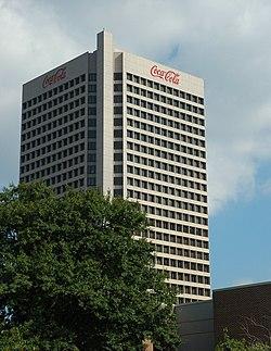 Coca-Colas huvudkontor.
