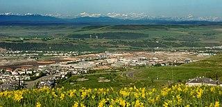 Cochrane, Alberta Town in Alberta, Canada