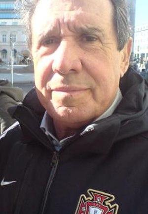Humberto Coelho - Coelho in 2012