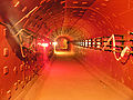 Cold War Museum, Moscow, tunnel.JPG
