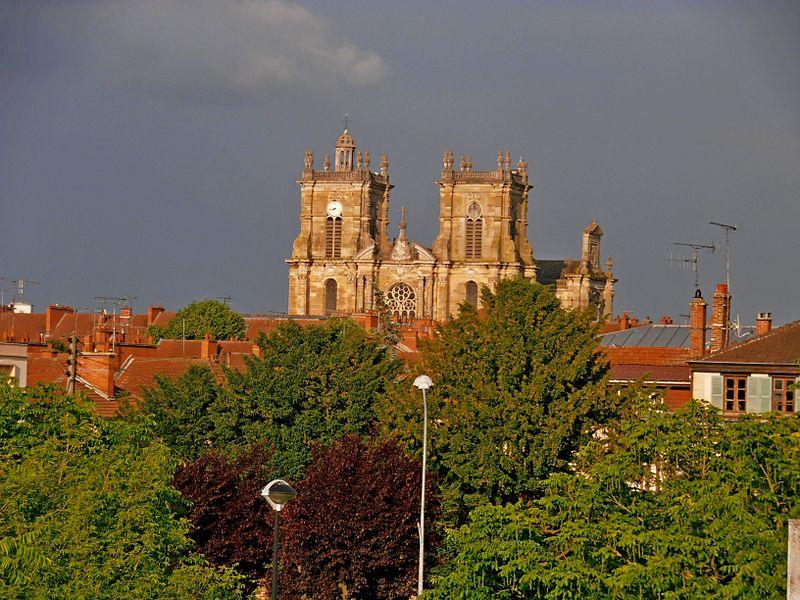 Collégiale Notre-Dame de Vitry-le-François