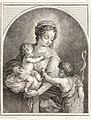 Collection de cent-vingt estampes, gravée d'après les tableaux and dessins qui composoient le cabinet de m. Poullain précédée d'un abrégé historique de la vie des auteurs qui la composent Cette suite (14778560442).jpg