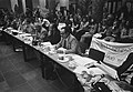 College van Bestuur van Gemeentelijke Universiteit van Amsterdam vergadert in Ma, Bestanddeelnr 925-8418.jpg