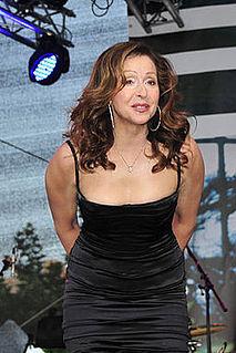 Vicky Leandros Greek-German singer