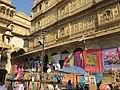 Colorful market places inside Jaisalmer Fort.jpg