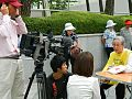 Comfort Women, rally in front of the Japanese Embassy in Seoul, August 2011 (4).jpg
