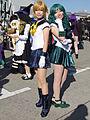 Comiket 83 - Sailor Uranus & Neptune cosplay.JPG