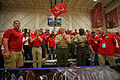 Commandant and sergeant major cheer All-Marine sitting volleyball team 110518-M-XZ164-506.jpg