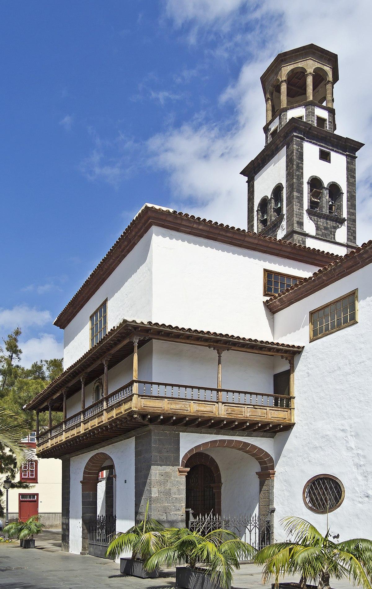 Churches In Santa Cruz De Tenerife