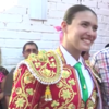 Conchi Rios before the bullfight.png