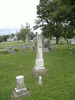 Confederate Soldiers Martyrs Monument in Eminence United States historic place