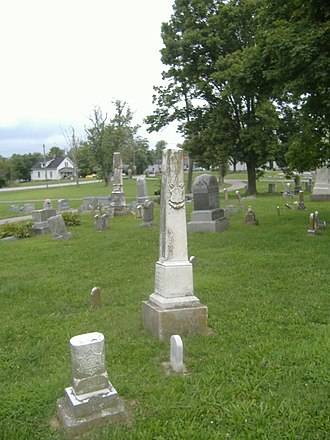 Confederate Soldiers Martyrs Monument in Eminence - Image: Confederate Soldiers Martyrs Monument in Eminence 1