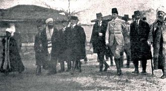 Congress of Lushnjë - January 28th 1920, after the meeting