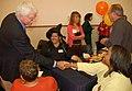 Congressman George Miller attends Sparkpoint Ribbon Cutting Celebration in Bay Point (6299820245).jpg