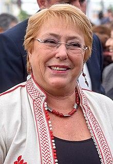 Präsidentin Chiles