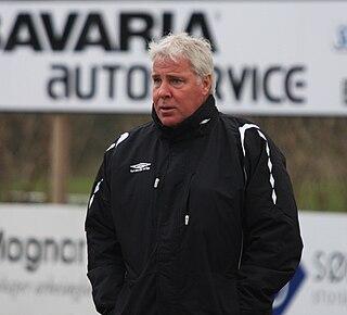 Conny Karlsson (footballer) Swedish footballer and manager