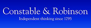 Constable & Robinson - Image: Constable & Robinson Ltd logo