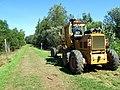 Construction on Confederation Trail, Glencoe, PEI (9699189063).jpg