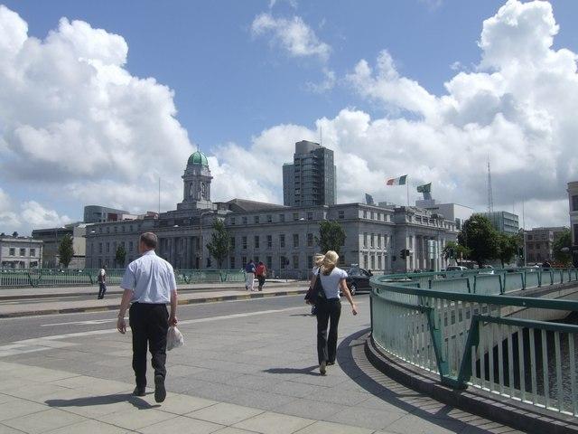 Cork City Hall - Anglesea Street - geograph.org.uk - 1405948