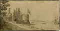 Cornelis Bol. The Blockhouse in Gravesend.png