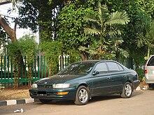 Toyota Corona - Wikipedia bahasa Indonesia, ensiklopedia bebas