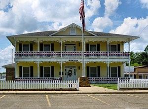 Corrigan, Texas - Image: Corrigan Texas City Hall
