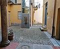 Cortile della Casa dell'ambasciatore Colli - Vigevano.jpg