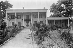 National Register of Historic Places listings in Carroll County, Mississippi - Image: Cotesworth