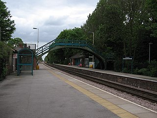 Cottingham railway station Cottingham, East Riding of Yorkshire, HU16