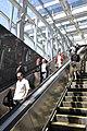 Court Square Subway escalators to IRT Flushing Line (5794506144).jpg
