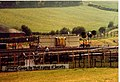 Crash test of nuclear waste flask Old Dalby 17 July 1984 (1) - geograph.org.uk - 543082.jpg