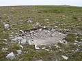 Crater, Cnoc Càrn an Lèim - geograph.org.uk - 890605.jpg