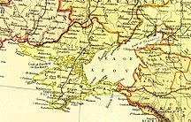 Krim-Under Kejsardömet Ryssland-Fil:Crimea 1882