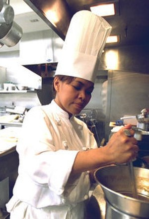 White House Executive Chef - Cristeta Comerford, the White House Executive Chef since 2005