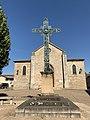 Croix Place Église Cormoranche Saône 2.jpg