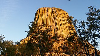 Devils Tower National Monument Crook County, WY, USA - panoramio (101).jpg