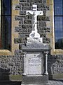 Cross, St Mary's RC Church Killyclogher - geograph.org.uk - 1344862.jpg