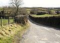Crossmore Road at Mowillin - geograph.org.uk - 1764487.jpg