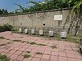 Crveni Krst concentration camp in Niš, zid sa rupama od metaka 15.jpg