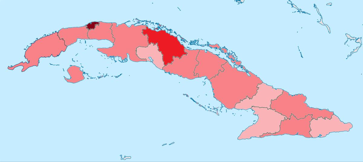COVID-19 pandemic in Cuba - Wikipedia
