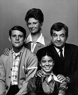 De Cunningham familie in Happy Days (1974)