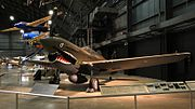 Curtiss P-40E National Museum of USAF 20150725.jpg