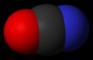 Cyanate salt or ester of cyanic acid