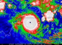 Cyclone Monica