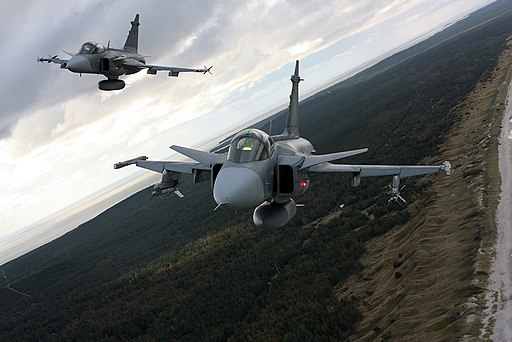 Saab hopes Croatia will start fighter competition soon